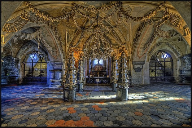 Kutna Hora, Czech Republic by Pascal @flickr